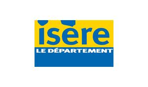 Logo partenaire Département Isère