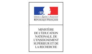 Logo partenaire Ministère Education Nationale